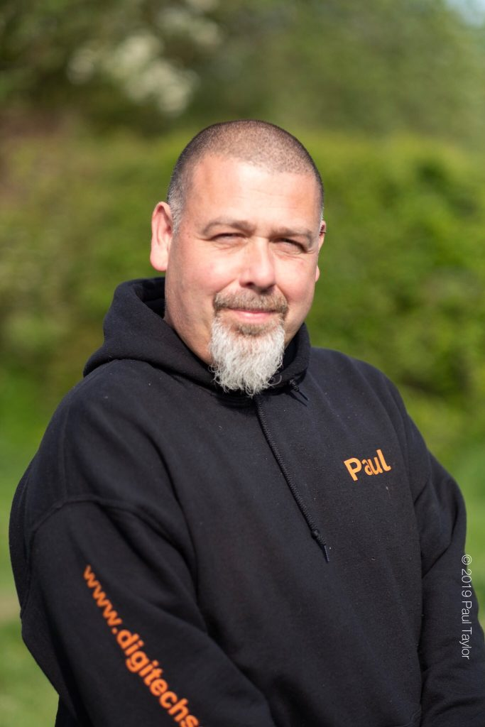 Paul Hemsley - RYLO and Regalia and Equipment Officer (Joint)