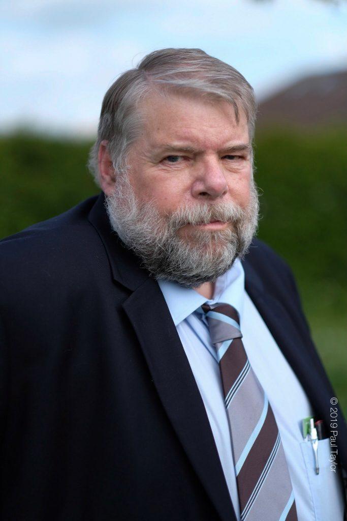 John Hammond - Sites Officer