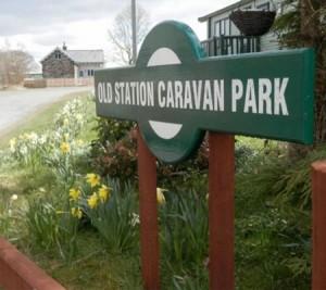 Old Station Caravan Park