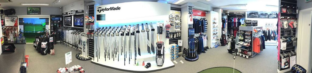Burghill Valley Golf Club Pro Shop