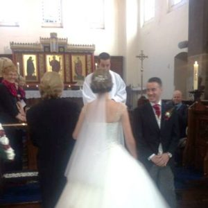 The Marriage of Katie and Richard
