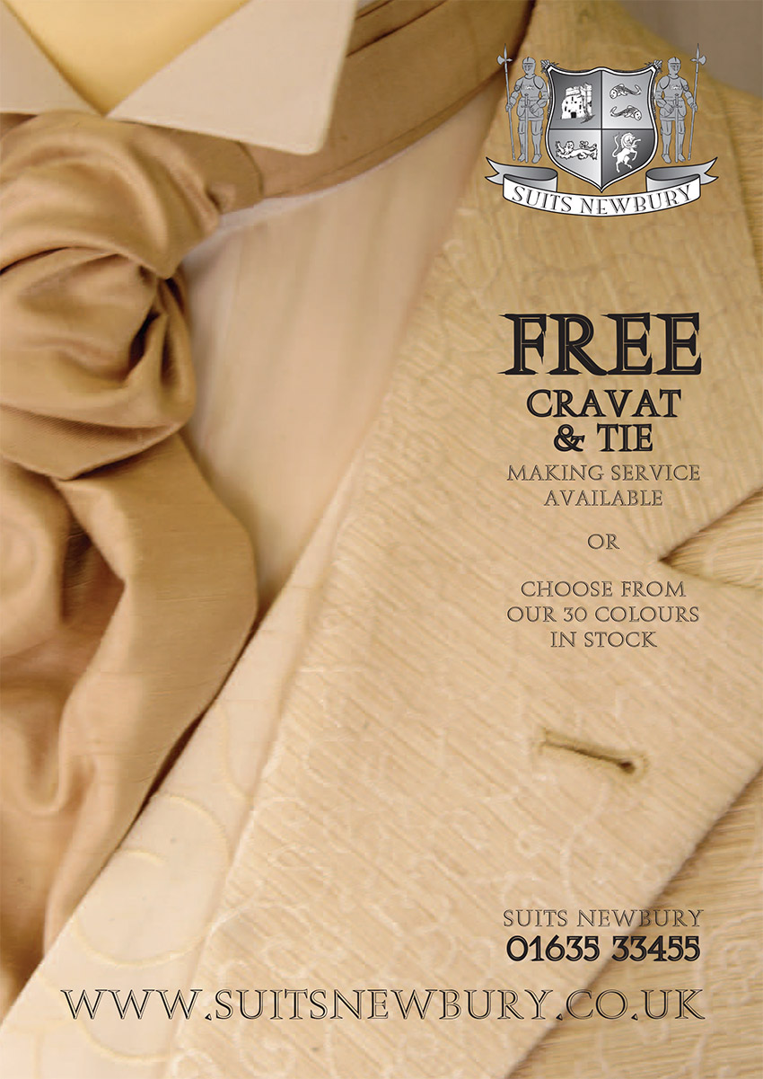 Free Cravat and Tie making service